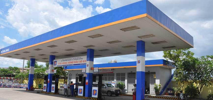 Cửa hàng gas Petrolimex Quận Hoàng Mai